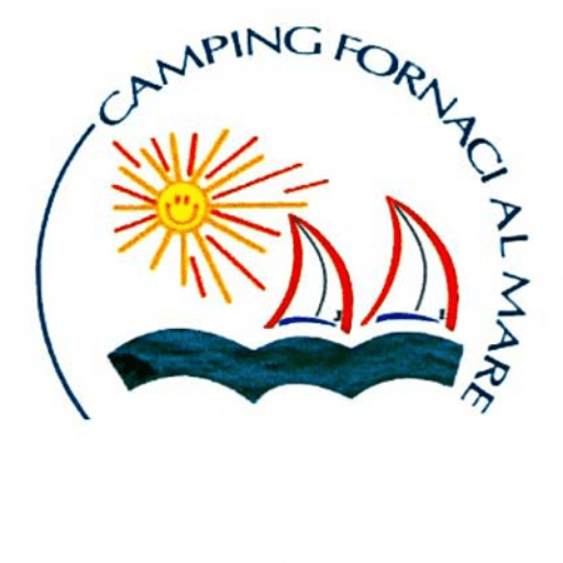 Logo Camping Fornaci al Mare Deiva Marina Liguria