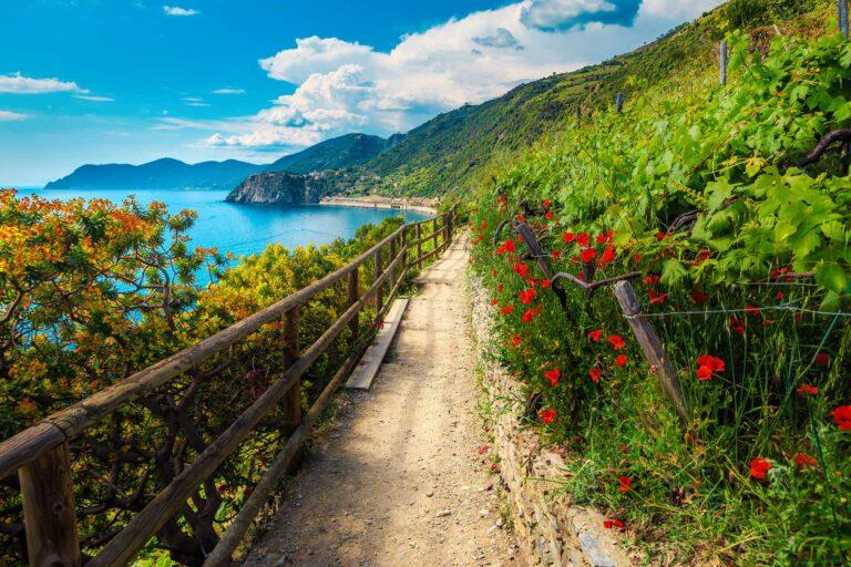 outdoor holiday Liguria camping fornaci al mare Deiva Marina