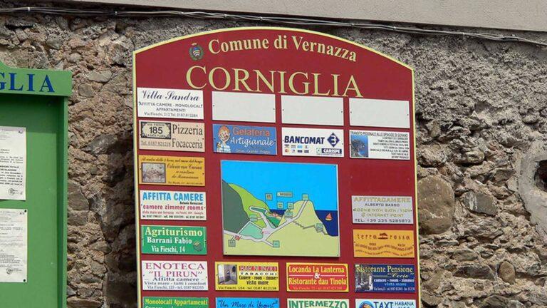Corniglia Cinque Terre Liguria