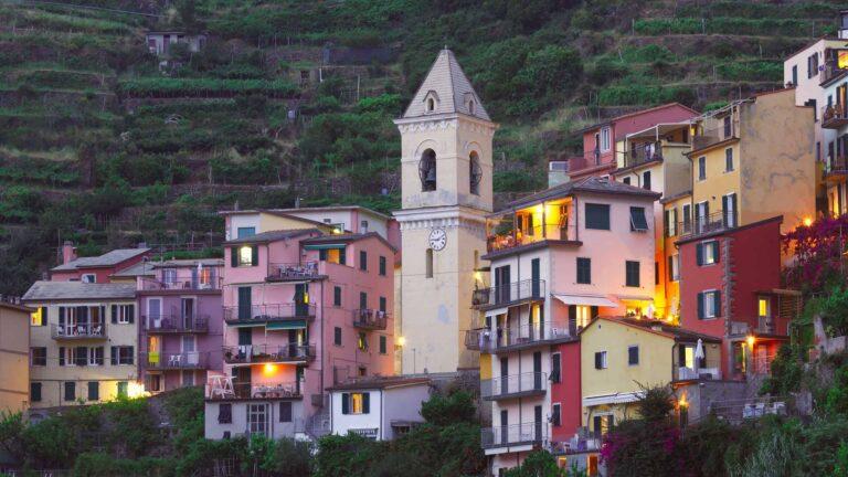 Manarola Cinque Terre Liguria