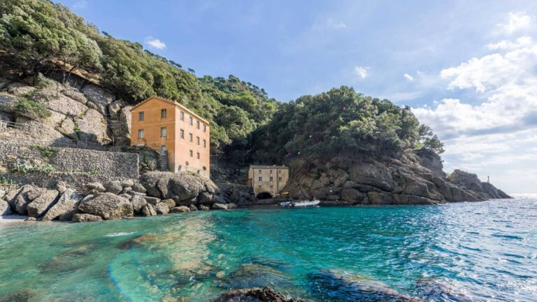 Parco Naturale Regionale Portofino Liguria trekking diving