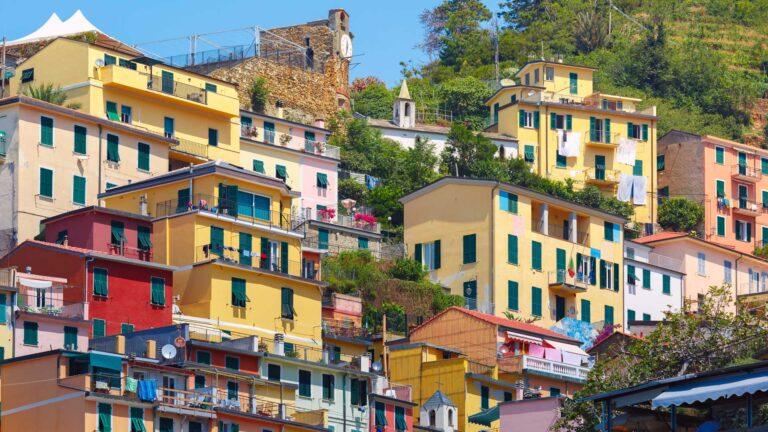 Rio Maggiore Cinque Terre Liguria
