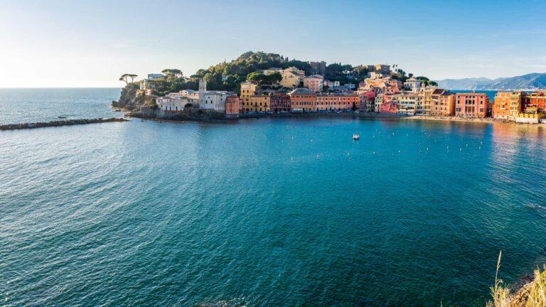 Sestri Levante Liguria Baia delle Favole camping Liguria Camping Fornaci al mare Deiva Marina