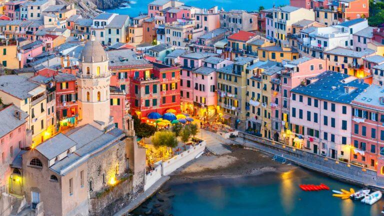 Vernazza Cinque Terre Liguria